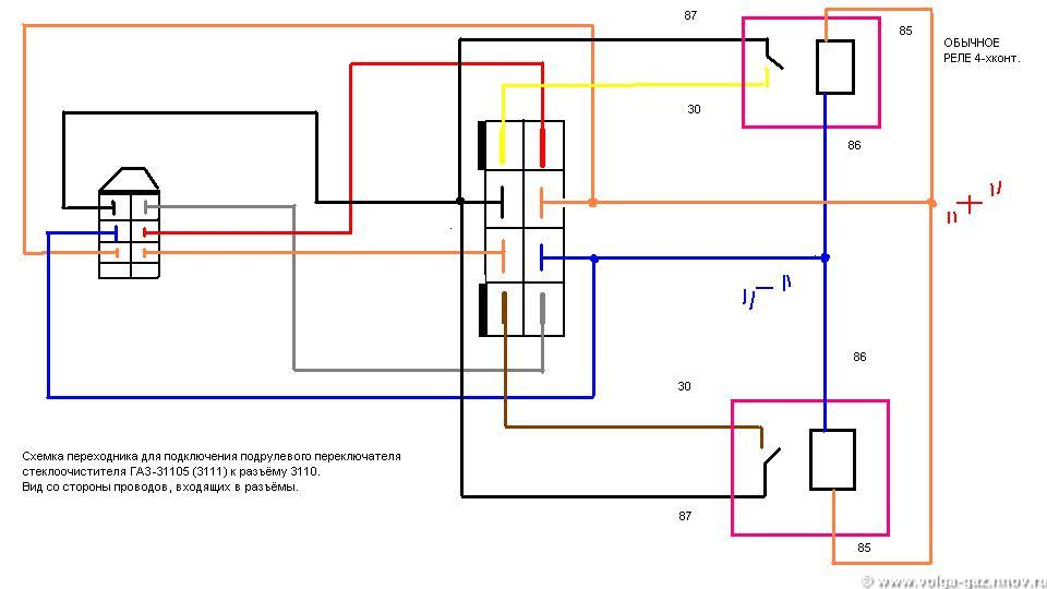 Катушка зажигания скутера схема подключения
