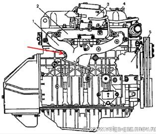 У каждого владельца Волги с 402 двигателем наверняка возникал вопрос куда проподает тосол.  Так вот, есть одно...
